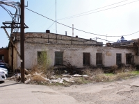 Краснодар, улица Дальняя. хозяйственный корпус