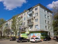Краснодар, улица Нефтяников 2-я линия, дом 10. многоквартирный дом