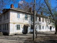 Краснодар, улица Нефтяников 2-я линия, дом 17. многоквартирный дом