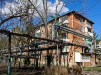 Краснодар, улица Нефтяников 3-я линия, дом 17. многоквартирный дом