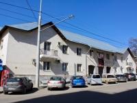 Krasnodar, st Ofitserskaya, house 33. polyclinic