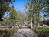 Krasnodar, st Ofitserskaya. public garden