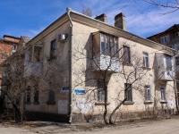Краснодар, Ключевской переулок, дом 11. многоквартирный дом