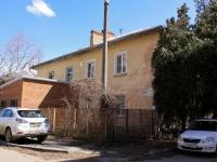 Краснодар, Ключевской переулок, дом 21. многоквартирный дом