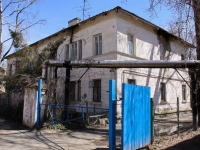 Краснодар, Ключевской переулок, дом 25. многоквартирный дом