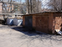 Krasnodar, Klyuchevskoy alley, garage (parking)