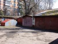 Krasnodar, Klyuchevskoy alley, garage (parking)