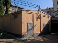 Краснодар, улица Брянская, хозяйственный корпус