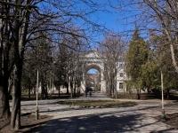 Krasnodar, Dzerzhinsky st, house 2. Apartment house