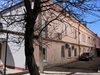 Krasnodar, Dzerzhinsky st, house 8. Apartment house