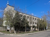 Краснодар, улица Клубная, дом 12А. офисное здание