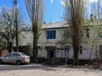 Krasnodar, Luzana st, house 3. Apartment house
