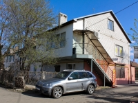Krasnodar, Luzana st, house 7. Apartment house