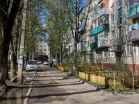 Krasnodar, Luzana st, house 15. Apartment house