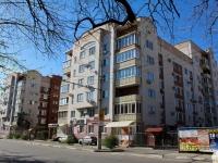 Krasnodar, Luzana st, house 19. Apartment house