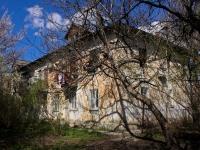 Krasnodar, Novatorov st, house 9/1. Apartment house