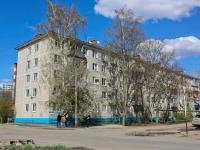 Краснодар, улица Новаторов, дом 13. многоквартирный дом