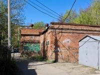 Краснодар, улица Строителей. хозяйственный корпус