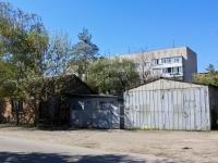 Краснодар, улица Строителей. гараж / автостоянка