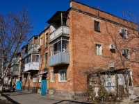 Krasnodar, road Neftyanikov, house 25. Apartment house