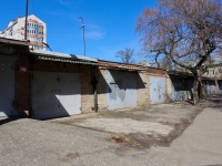 Krasnodar, road Neftyanikov. garage (parking)