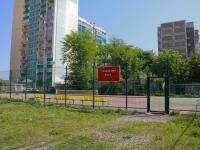 Краснодар, улица 40 лет Победы. Теннисный корт