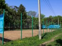 Краснодар, Теннисный кортулица 40 лет Победы, Теннисный корт