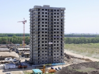 Krasnodar, 40 let Pobedy st, building under construction