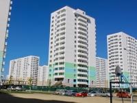 Краснодар, улица Карякина, дом 22. многоквартирный дом
