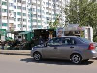 Krasnodar, Karyakin st, market