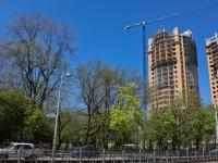 克拉斯诺达尔市, Moskovskaya st, 房屋 63Б. 建设中建筑物