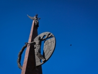 克拉斯诺达尔市, 纪念碑 Сынам Кубани, павшим в АфганистанеKolkhoznaya st, 纪念碑 Сынам Кубани, павшим в Афганистане