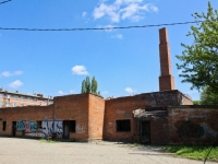 Краснодар, улица Колхозная. неиспользуемое здание