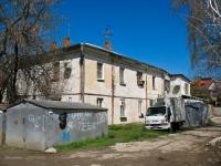 Краснодар, Славянский переулок, дом 4. многоквартирный дом