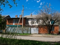 Krasnodar, Tolstoy st, house 38. Apartment house
