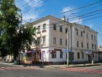 克拉斯诺达尔市, Sedin st, 房屋 17. 公寓楼