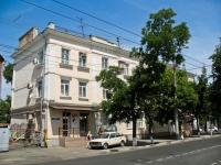 Краснодар, улица Седина, дом 17. многоквартирный дом
