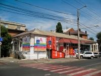 Краснодар, улица Седина, дом 19. жилой дом с магазином