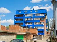 Krasnodar, Alma-Atinskaya st, house 11/2. Apartment house