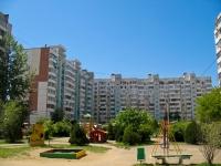 Краснодар, улица Рождественская набережная, дом 19. многоквартирный дом