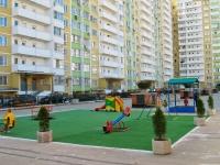 Krasnodar, Rozhdestvenskaya naberezhnaya st, house 51. Apartment house