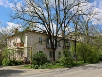 Krasnodar, Yunnatov st, house 19. Apartment house