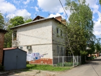 Krasnodar, Yunnatov st, house 27. Apartment house