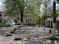 Krasnodar, Yunnatov st, house 31. Apartment house