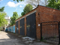 Krasnodar, Yunnatov st, garage (parking)