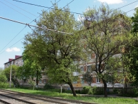 Krasnodar, Klinicheskaya st, house 18. Apartment house