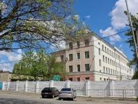 Краснодар, улица Садовая, дом 245. школа №47