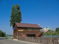 克拉斯诺达尔市, 咖啡馆/酒吧 Форт, Tramvaynaya st, 房屋 2А/9К1