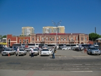 Krasnodar, bus station Краснодар-1, Privokzalnaya square, house 5