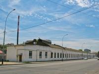 Краснодар, улица Суворова, дом 36. офисное здание
